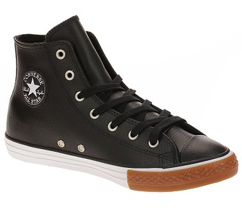 31e9932a232 boty Converse Chuck Taylor All Star Hi - 661823 Black White Gum Honey