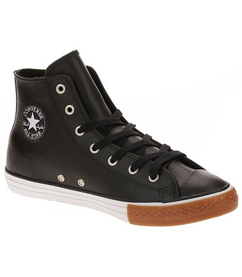 boty Converse Chuck Taylor All Star Hi - 661823 Black White Gum Honey 8934eca9a82