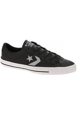 topánky Converse Star Player OX - 161596 Black Wolf Gray White ... 8b488e39a89