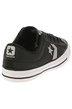 54dd76a22a9 ... topánky Converse Star Player OX - 161596 Black Wolf Gray White