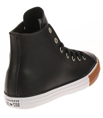 detské topánky Converse Chuck Taylor All Star Hi - 661823 Black White Gum  Honey  e205d01b625