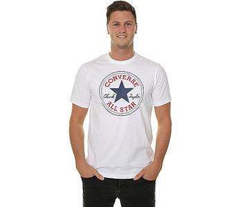 tričko Converse Chuck Patch/10007887 - A04/White