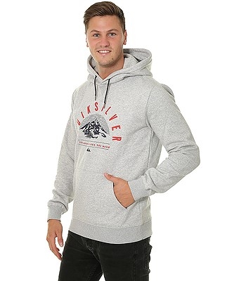 83db1511c7 sweatshirt Quiksilver Big Logo Snow - KPGH Gray Heather - men´s. No longer  available.