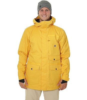 a6a71816073 jacket DC Servo - YKK0 Golden Rod - men´s - snowboard-online.eu