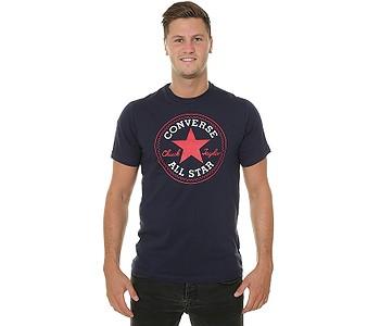 tričko Converse Chuck Patch/10007887 - A02/Obsidian