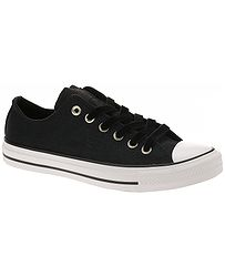boty Converse Chuck Taylor All Star OX - 561705 Black Black White e0b01a9d905