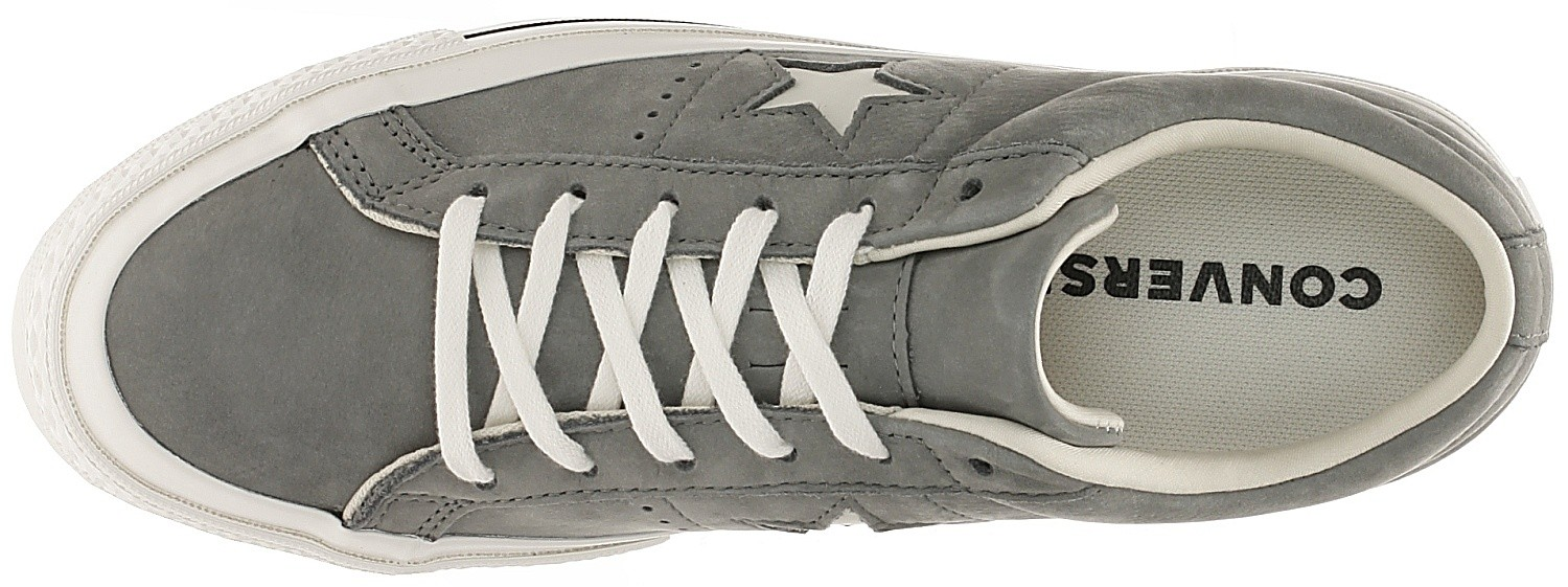 shoes Converse One Star OX 161584MasonEgretVintage Gray