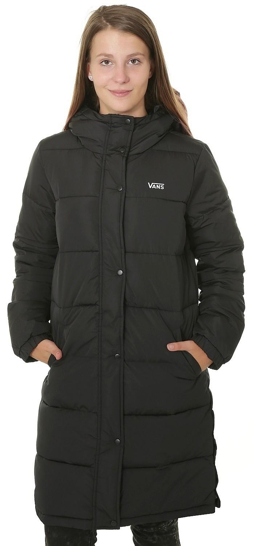 Vans Southfield Puffer Coat Black