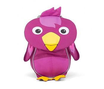 batoh Affenzahn Bella Bird - Purple/Yellow