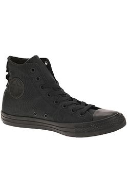 2339accec1e197 topánky Converse Chuck Taylor All Star Cordura Hi - 161428 Black Black Brown