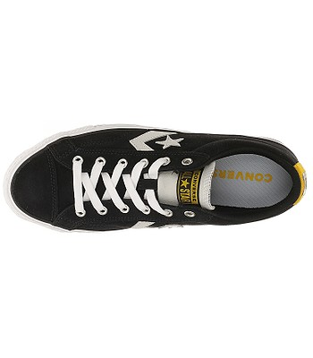 9abb95e843c1 shoes Converse Star Player OX - 161561 Black White University Gold. IN  STOCK -20%