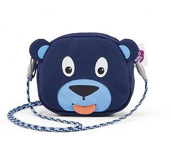 taška Affenzahn Bobo Bear - Blue