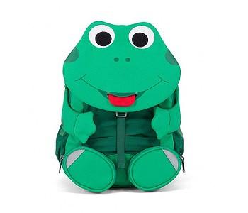 batoh Affenzahn Fabian Frog - Green