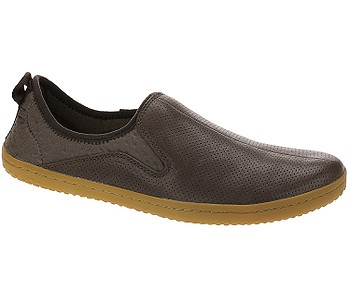 boty Vivobarefoot Slyde M - Leather Dark Brown