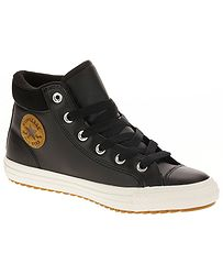 fcf5fe6a4fb325 boty Converse Chuck Taylor All Star Boot PC Hi - 661906 Black Burnt Caramel