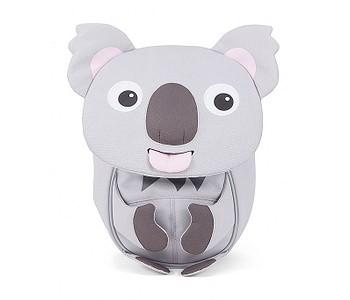 batoh Affenzahn Karla Koala - Gray/Pink