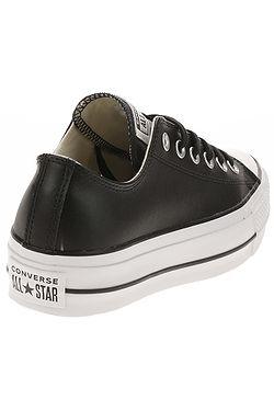 ... topánky Converse Chuck Taylor All Star Lift Clean OX -  561681 Black Black  23b63bd783c