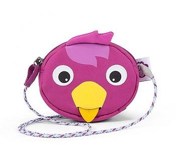 taška Affenzahn Bella Bird - Purple/Pink