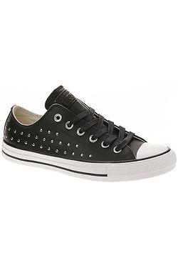 100b64aff54 boty Converse Chuck Taylor All Star OX - 561685 Black Black Silver ...