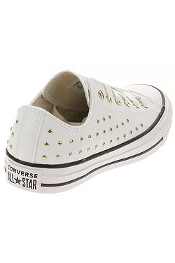 ... topánky Converse Chuck Taylor All Star OX - 561684 White White Gold c02bb4cc606