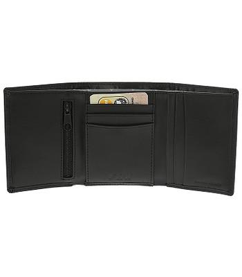 f6a712de25 peňaženka Fox Trifold Leather - Black