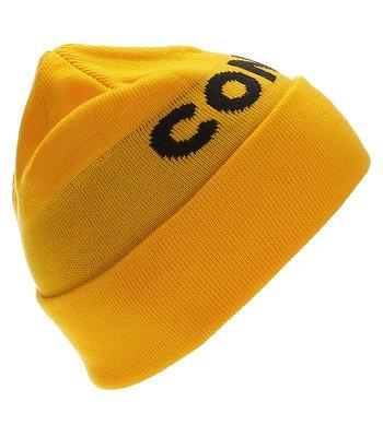 čepice Converse Jacquard Cuff - 610047 University Gold - snowboard-online.cz 0e0e9443de