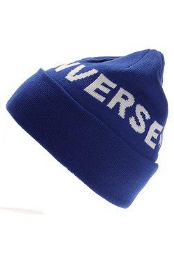 čepice Converse Jacquard Cuff - 610030 Converse Blue ... 67759289de