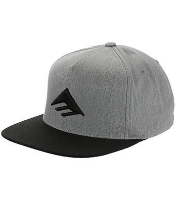 kšiltovka Emerica Triangle Snapback - Gray Black - snowboard-online.cz 5958314d67