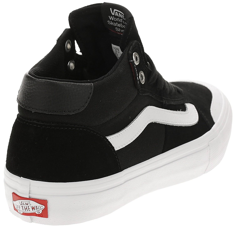 shoes Vans Style 112 Mid Pro - Black
