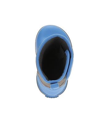 detské topánky Crocs Lodge Point Snow Boot - Slate Gray Ocean - snowboard -online.sk 9593d997a3f