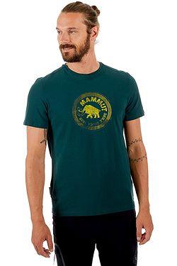 tričko Mammut Seile - Dark Teal ... b0d382090f