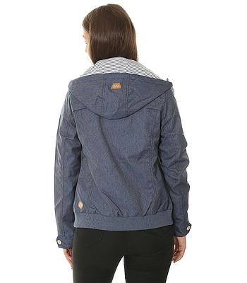 immer beliebt klassischer Stil doppelter gutschein jacket Ragwear Jawa Twill - 2010/Denim Blue - women´s ...