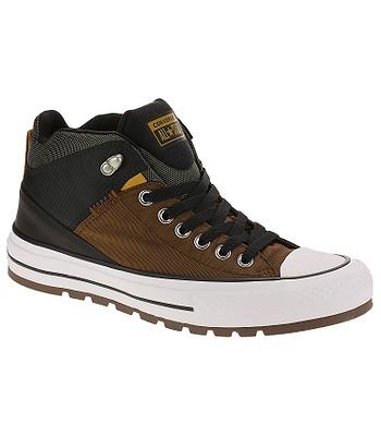 shoes Converse Chuck Taylor All Star Street Hi - 161469 Chestnut  Brown Black - snowboard-online.eu 33aba20892d
