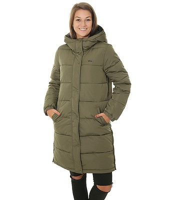 6c84061172 kabát Vans Southfield Puffer - Grape Leaf | Blackcomb.cz