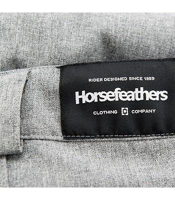 kalhoty Horsefeathers Voyager - Gray Melange - snowboard-online.cz ce564eb920