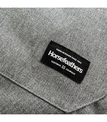 kalhoty Horsefeathers Voyager - Gray Melange. Produkt již není dostupný. 35800261cb