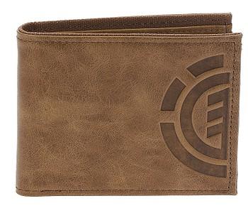 peněženka Element Daily Elite - Brown