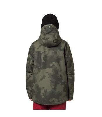 fce9fbec2159 jacket Horsefeathers Lanc - Cloud Camo - boy´s - snowboard-online.eu