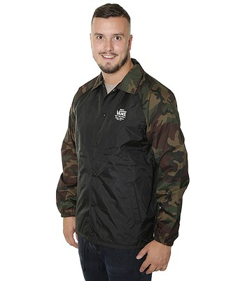aba550ea461519 jacket Vans Torrey - Black Camo - men´s. No longer available.
