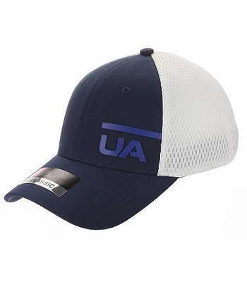 4d64737244e cap Under Armour Train Spacer Mesh - 409 Academy White - men´s -  snowboard-online.eu