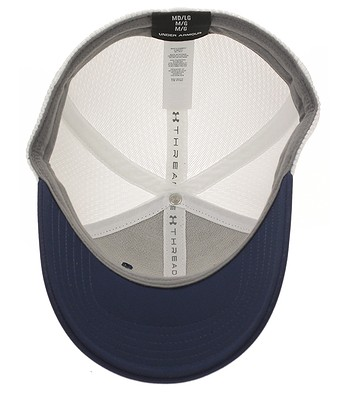 cap Under Armour Train Spacer Mesh - 409 Academy White - men´s. IN STOCK ‐  by 14. 3. at your home -30% 4bcfa23cbb3d