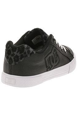 f90a98778b2 ... topánky DC Chelsea TX SE - LEO Black Leopard