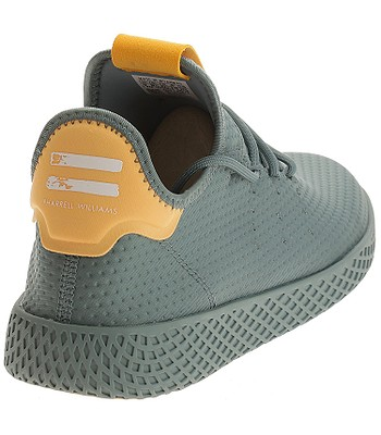 1b73428a56c4 topánky adidas Originals Pharrell Williams Tennis HU - Raw Green Raw ...