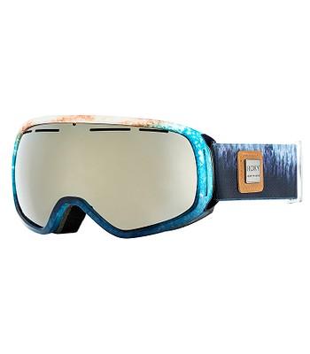 okuliare Roxy Rockferry - WBB7 Bright White Snowyvale HD Pink Silver Mirror 0f5813613ac