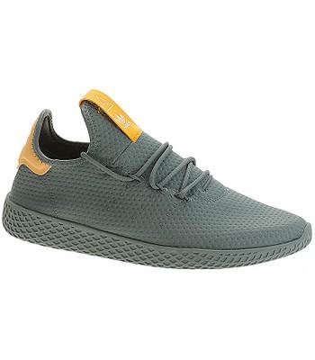 684b6e6ba shoes adidas Originals Pharrell Williams Tennis HU - Raw Green Raw Green Off  White - men´s - blackcomb-shop.eu