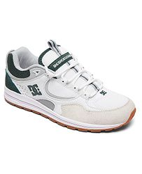 ab2129a16d4d8 topánky DC Kalis Lite - XWSG/White/Gray/Green