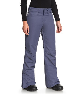 c6397c6f9 pants Roxy Backyard - BQY0/Crown Blue - women´s - blackcomb-shop.eu
