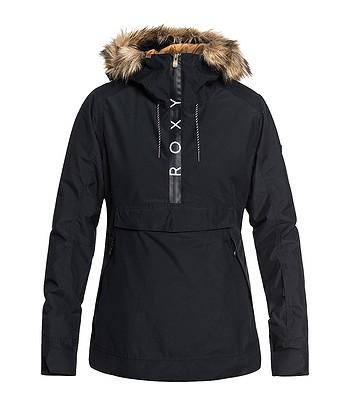 bunda Roxy Shelter - KVJ0 True Black - snowboard-online.sk f0fa6b46936