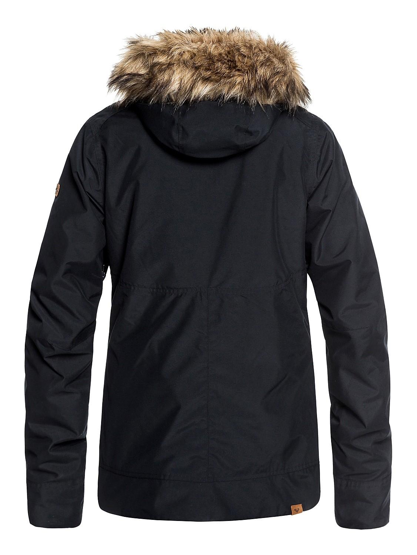 jacket snowboard Roxy online Black eu women´s Shelter KVJ0True rXrwxfq