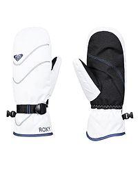 ca03a42dca5 rukavice Roxy Jetty Solid Mitt - WBB0 Bright White